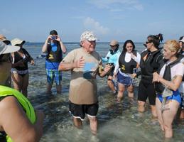 1. Encuentro con el mar