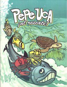 Pepe Uca ¡al rescate!