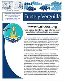 Fuete y Verguilla Vol. 11 Num. 1 March 2017