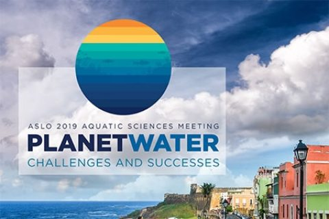 ASLO 2019 Aquatic Sciences Meeting – Planet Water: Challenges and successes