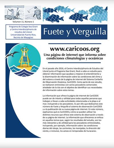 Fuete y Verguilla Vol. 11 Num. 1 2017