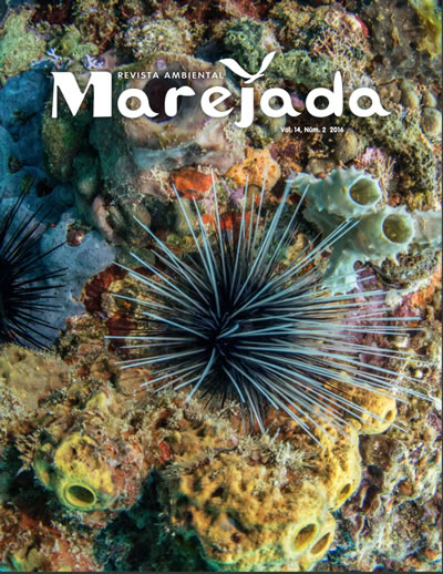 Marejada Vol. 14 Num. 2 2016