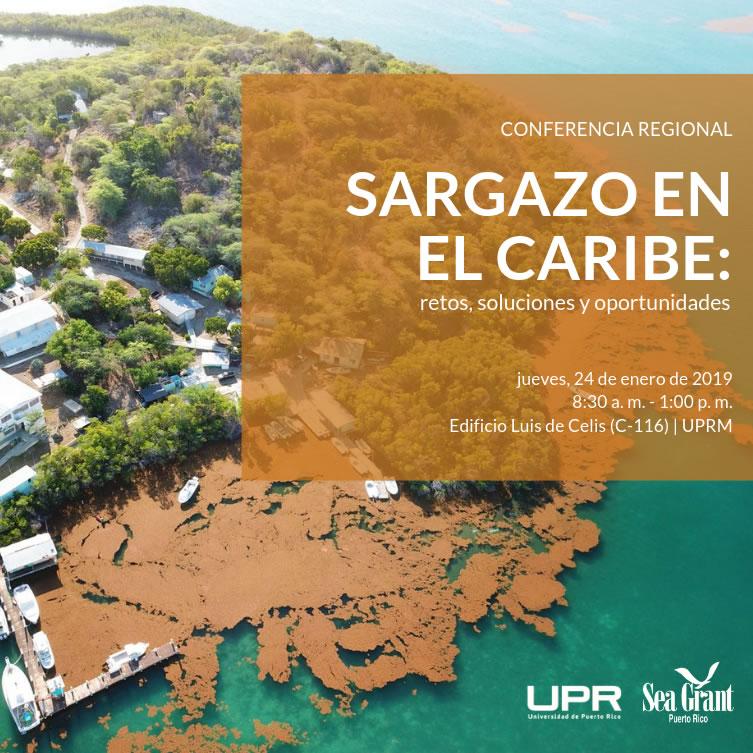 Sargazo en El Caribe
